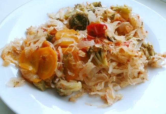4.Подавайте блюдо не сразу после приготовления, а подождите, пока немного остынет. Приятного аппетита!