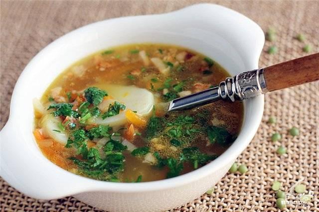"""Гороховый суп """"Объедение"""""""