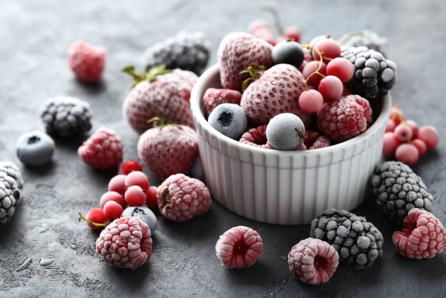Витамины впрок! Замораживаем ягоды на зиму правильно