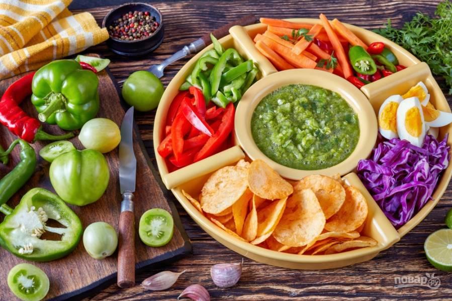 Популярные салаты без майонеза на Новый год