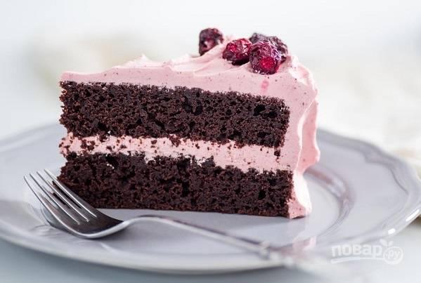 Торт легкий и вкусный