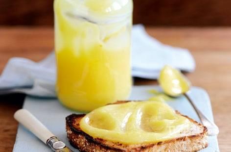 Идеальный лимонный курд