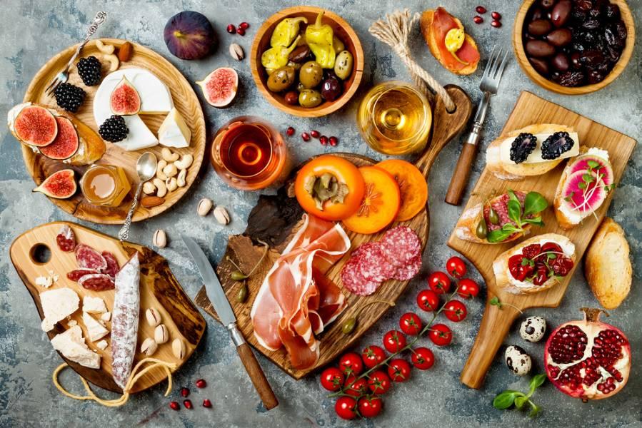 Закуски на один укус: 7 идей для праздника или спонтанной вечеринки