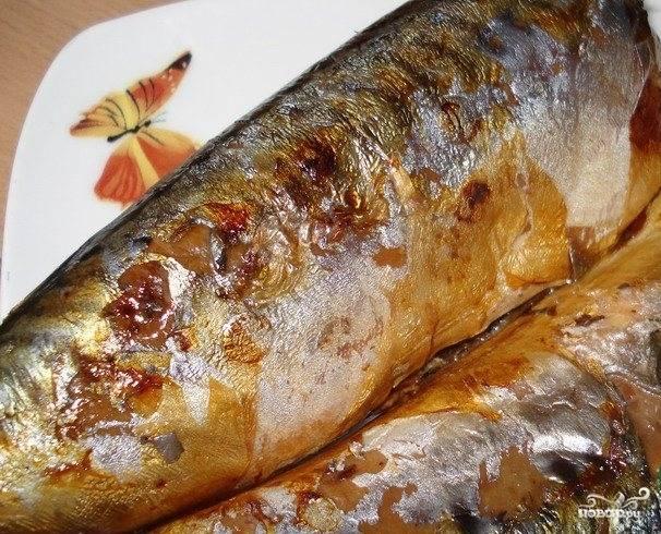 Маринад к копченой рыбе