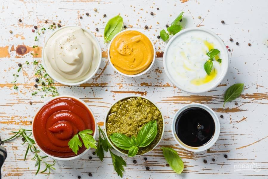 5 простых соусов, которые превратят домашнюю еду в ресторанные блюда
