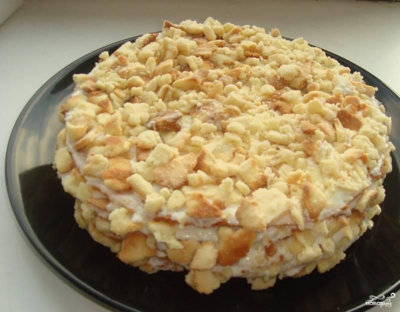 Торт низкокалорийный
