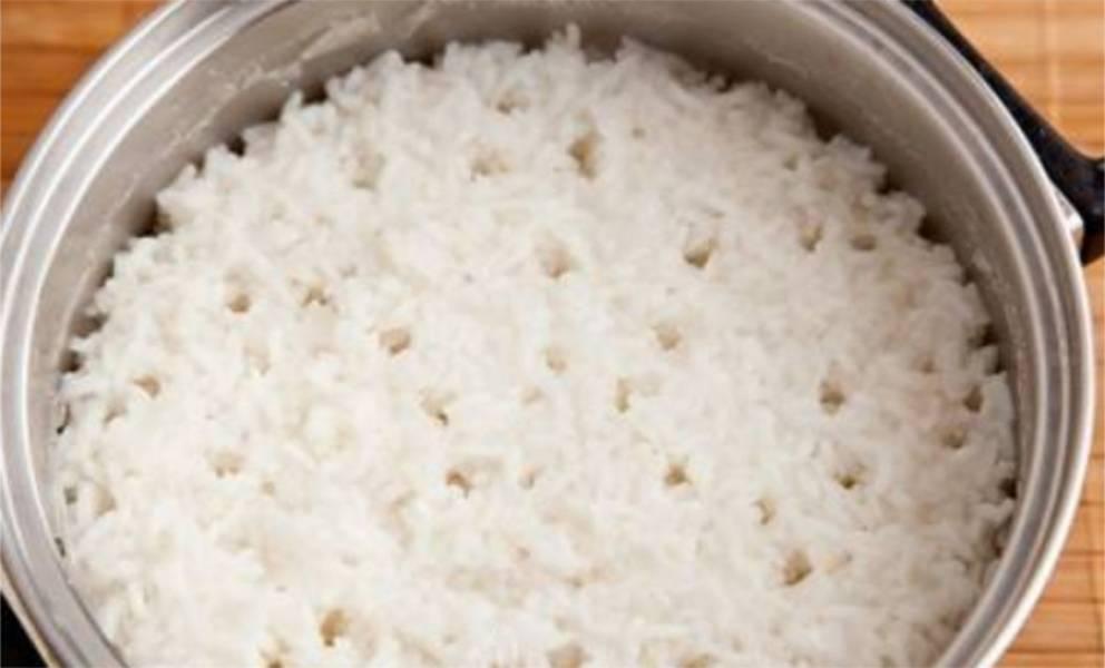 4. Рис отвариваем до полной готовности (минут 20).