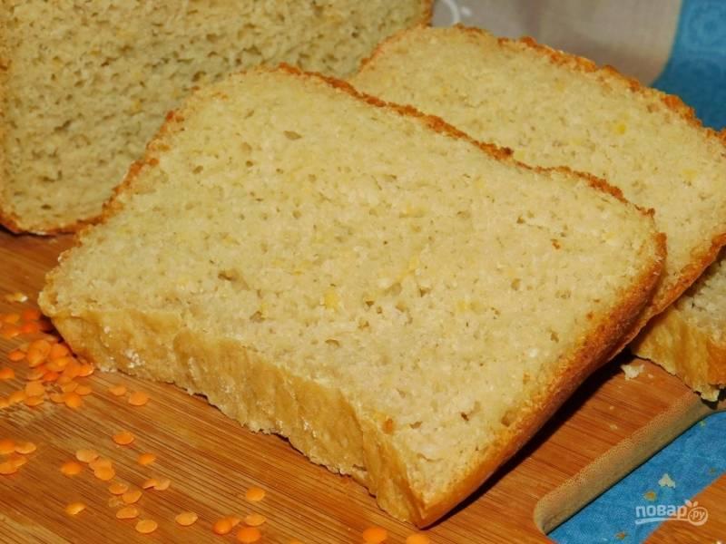 Хлеб чечевичный