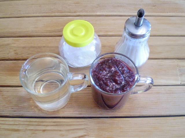 1. Основные ингредиенты компота - это вода и варенье. Остальное не обязательно, сахар и лимонка служат корректором вкуса. Если варенье достаточно сладкое, сахар не нужен, если кисловатое - добавьте.