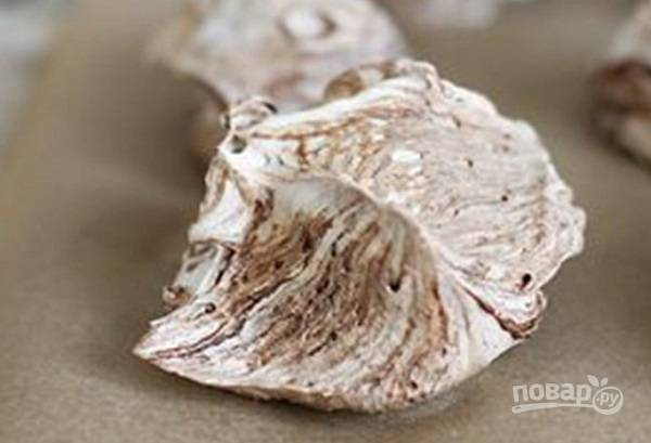 4. И выложите на противень, предварительно застелив его пергаментом. Все, отправьте меренгу с шоколадом в духовку и запекайте 1 час.