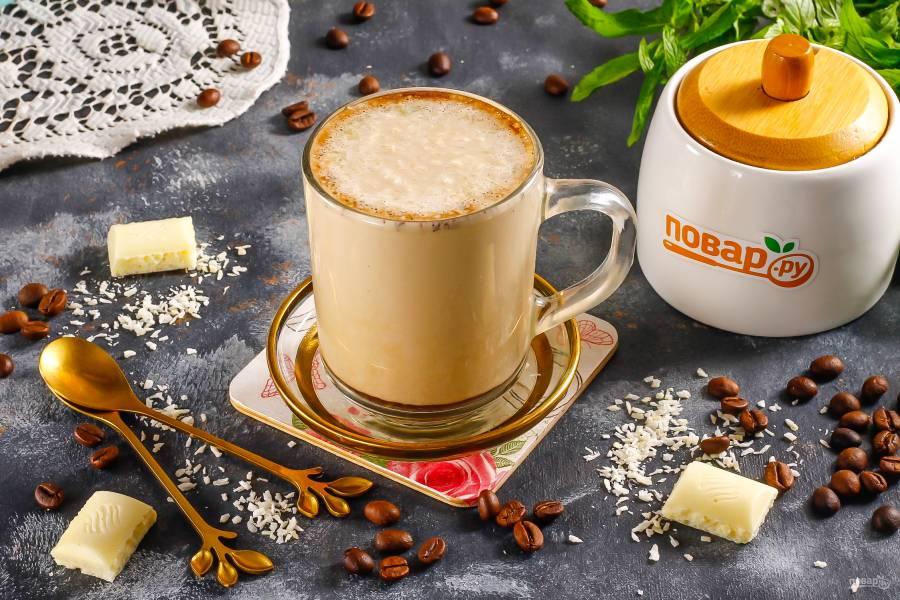 """Кофе """"Рафаэлло"""""""