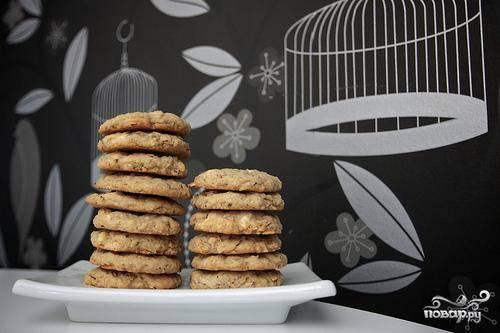 8. Дать печенью полностью остыть и хранить в герметичном контейнере.