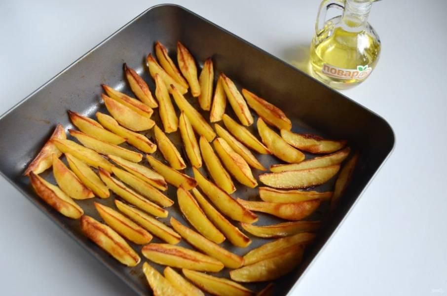5. Картофель готов!