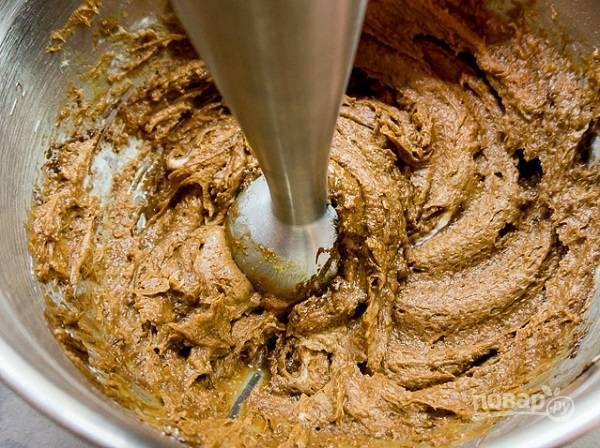 3. Тщательно перемешайте все, чтобы получилось однородное тесто без комочков.