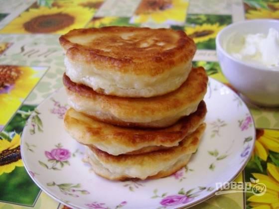 Жарьте по 3-4 минуты с каждой стороны. Вкусного вам завтрака!
