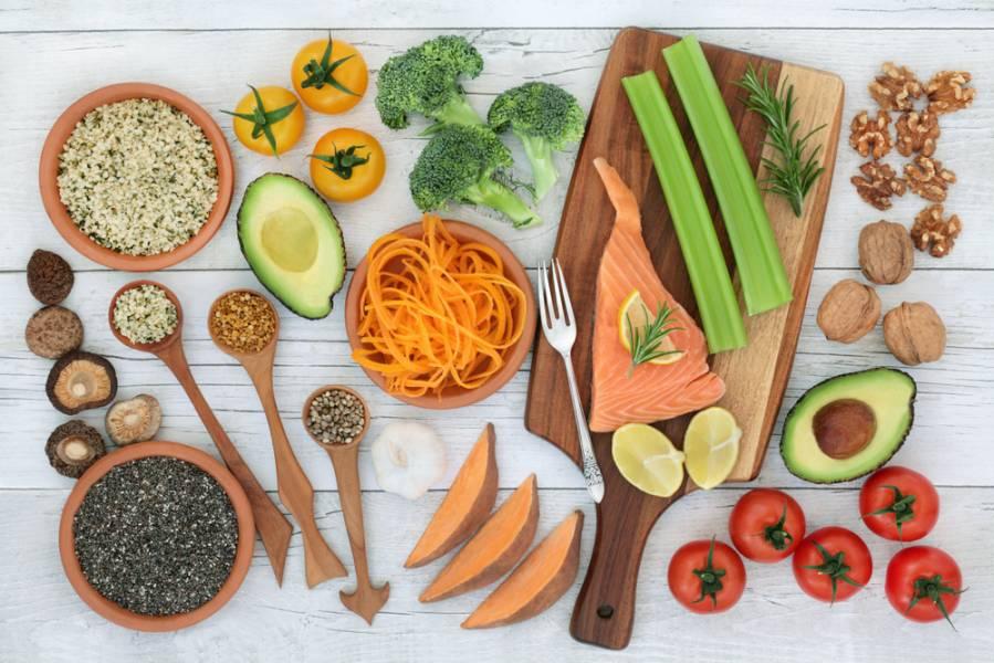 Что такое сбалансированное питание (с подробным меню на неделю!)