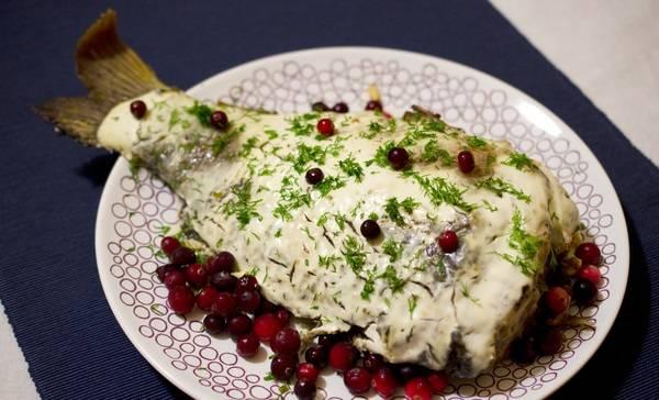 7. Вот такое аппетитное и очень вкусное блюдо получается. При желании можно украсить его овощами или свежей зеленью, например.  Угощайтесь!