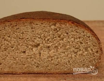 """Остужаем хлеб на решетке и даем ему """"созреть"""" часиков 12, так он будет вкуснее."""