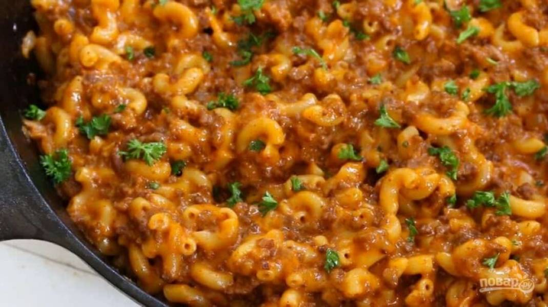 11.Подавайте готовое блюдо сразу, приятного аппетита!