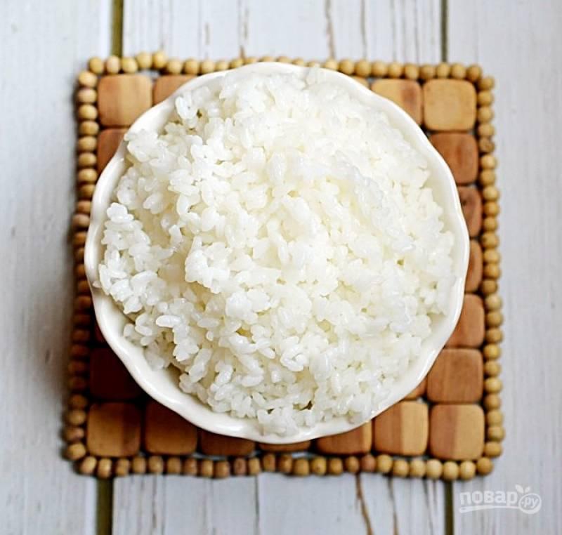 Гохан (варёный рис)