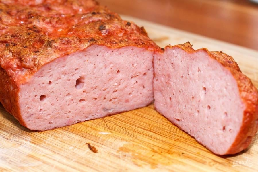 приглядеться мясной хлеб рецепт с фото пошагово такую