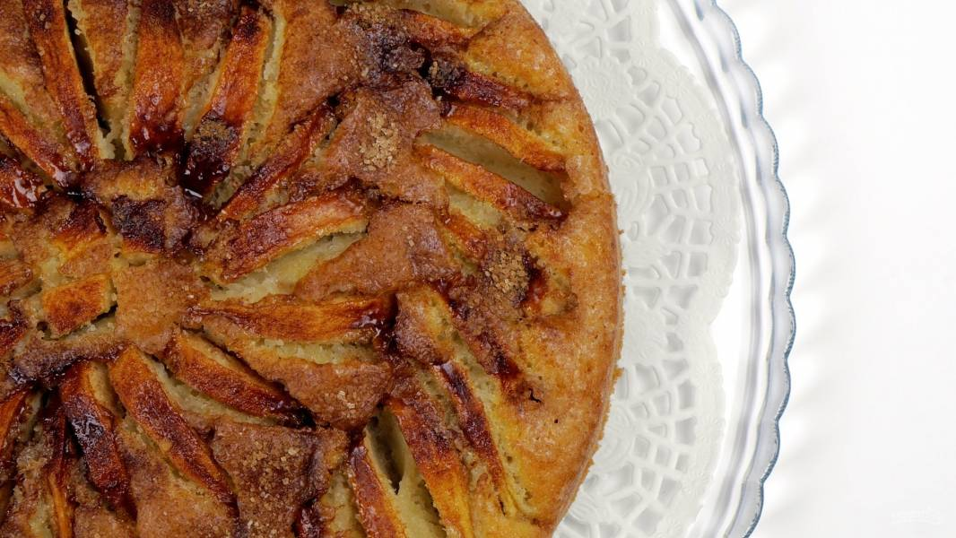Простой итальянский деревенский пирог