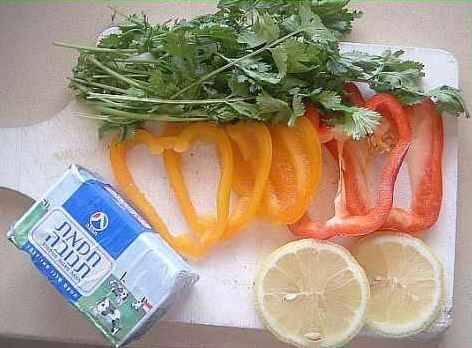 Подготовить продукты.