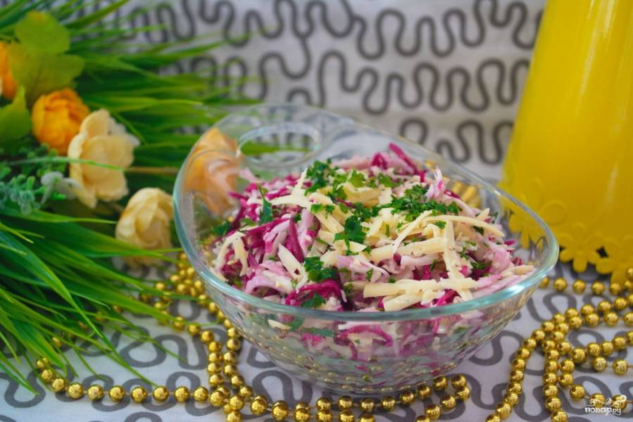 тем, повседневный салат рецепт с фото гулим-джан