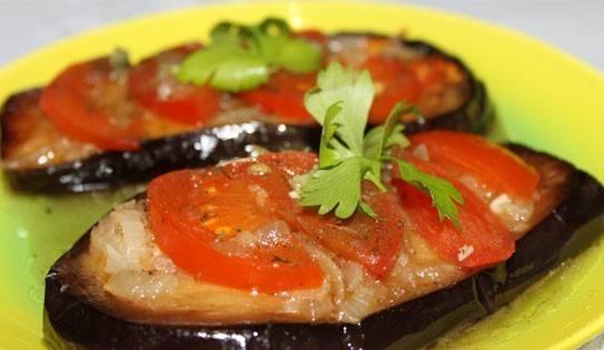 Вот теперь наше блюдо готово, и вы можете кушать его как в горячем, так и в холодном виде. Приятного аппетита!