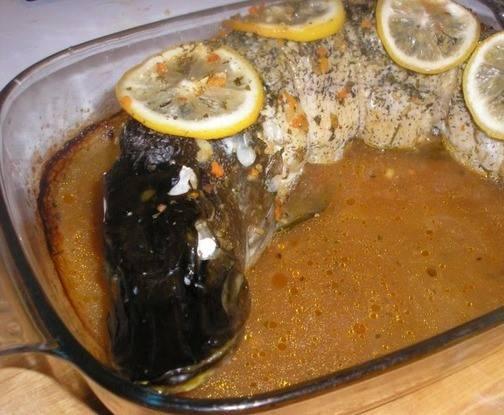 4. Запекаем в духовке 40 минут при 200 градусах после нагревания. Приятного аппетита!