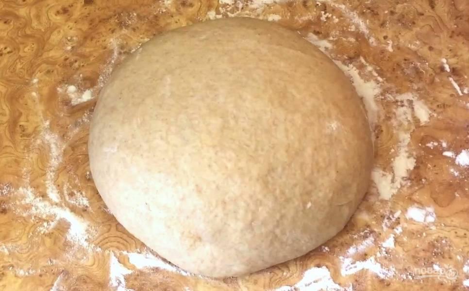 Постное тесто для сладкой выпечки