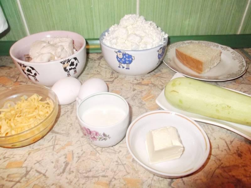 1. Подготовим ингредиенты.