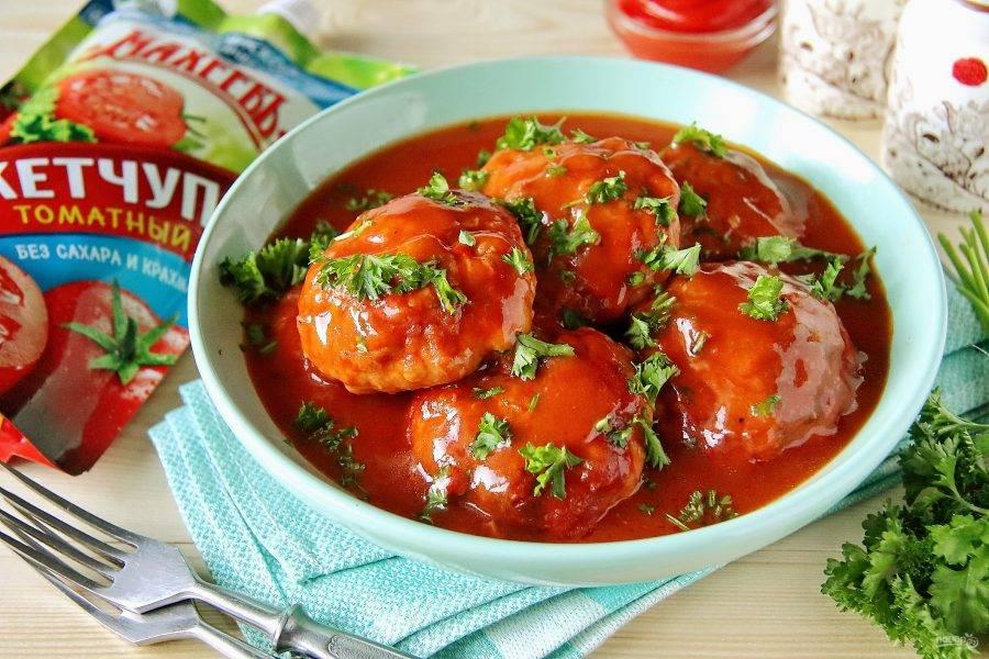 Какой кетчуп можно есть диабетикам
