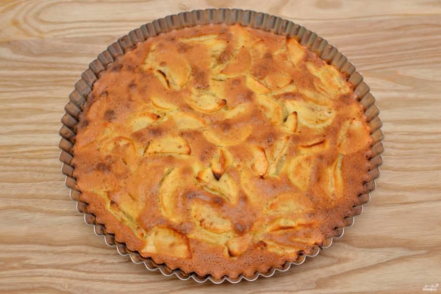 Русский яблочный пирог