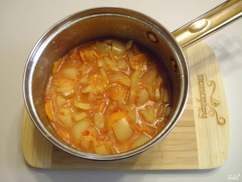 Лечо с морковкой и перцем готово! Остудите его и подайте к столу, приятного аппетита!