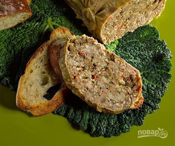 5. Остывший жау-буйрек не менее вкусный и ароматный. Подавайте блюдо как основное или закуску. Можно со свежими овощами.