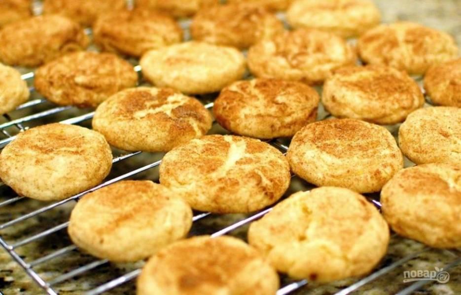 8.Храните печенье не более 5 дней при комнатной температуре, наслаждайтесь им в любое время.