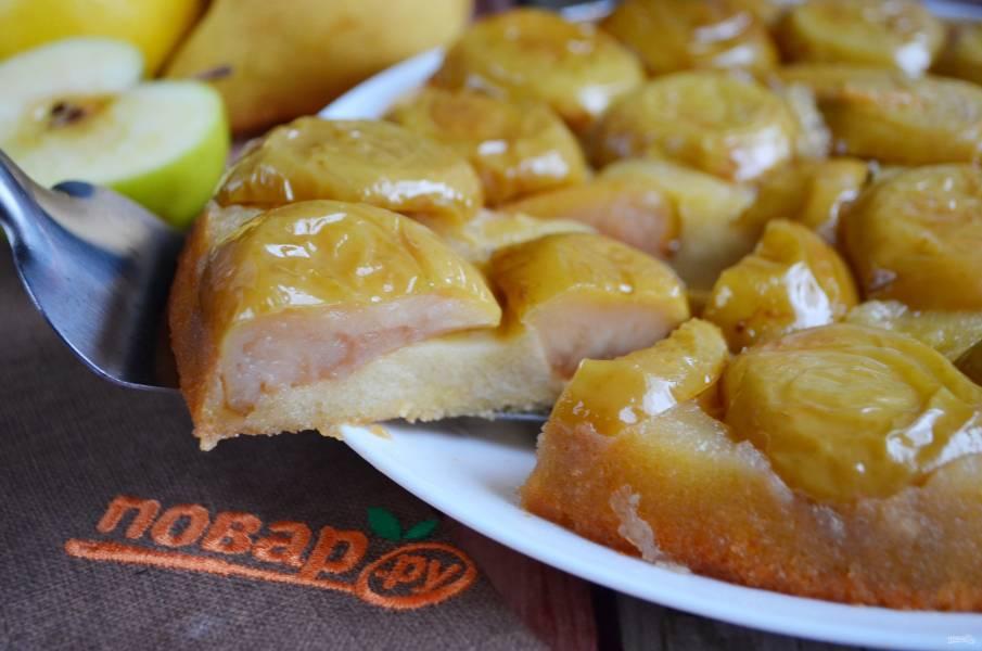 Яблочный пирог Татьяны Толстой