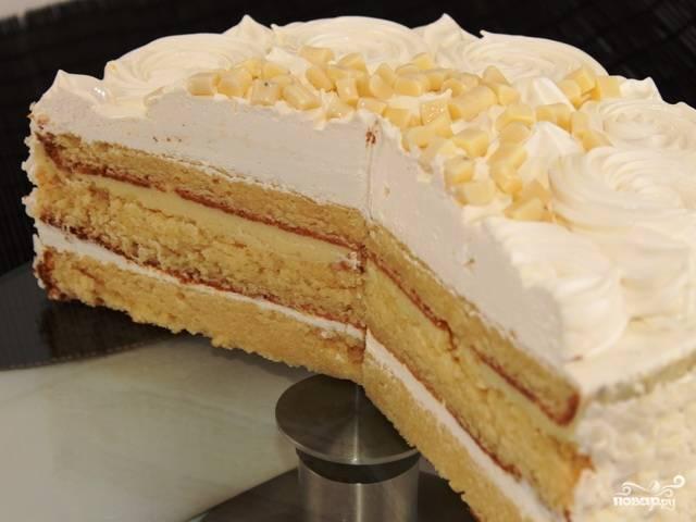Мусс для торта