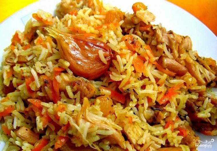 """Попробуем - если рис почти готов, включим режим """"Подогрев"""" на 5-10 минут. Готовое блюдо перемешаем и подадим на стол горячим!"""