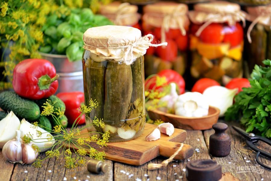 В сезон консервирования: 20 способов сделать заготовки еще вкуснее