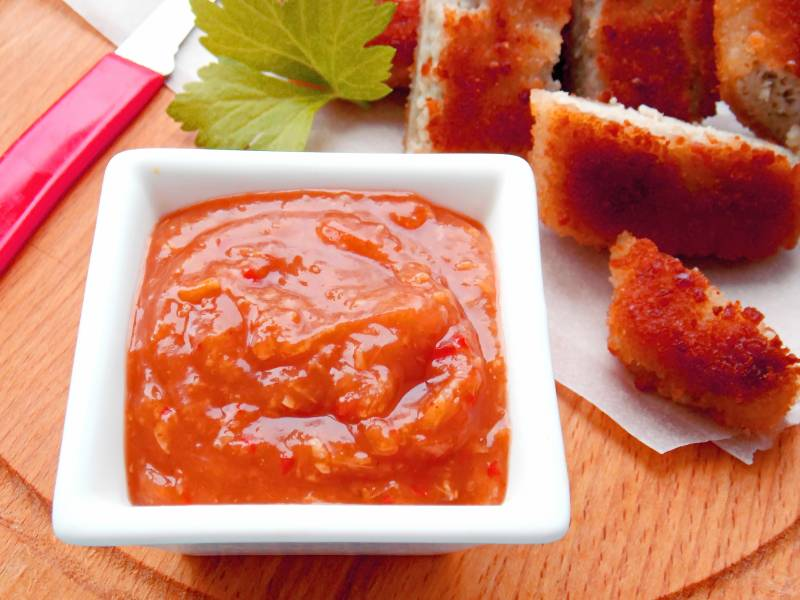 Сычуаньский соус