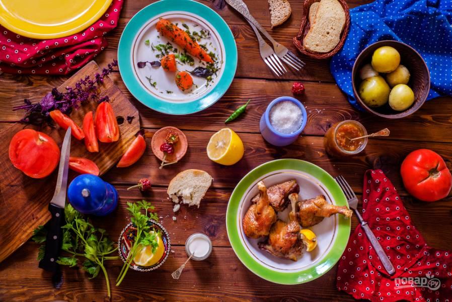 Осенний ужин: 8 согревающих блюд