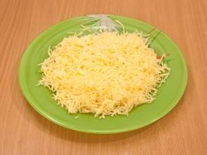 5. Натрите сыр.