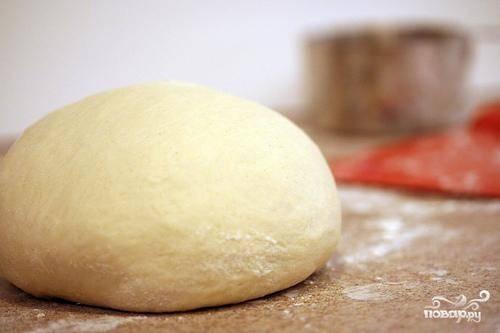 Тесто для пельменей традиционное
