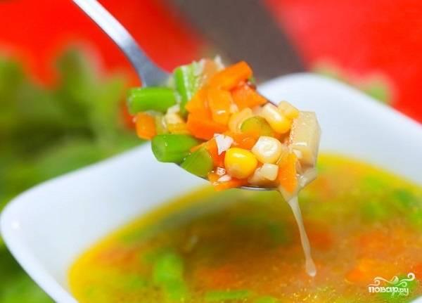 """Суп """"Овощная фантазия"""""""