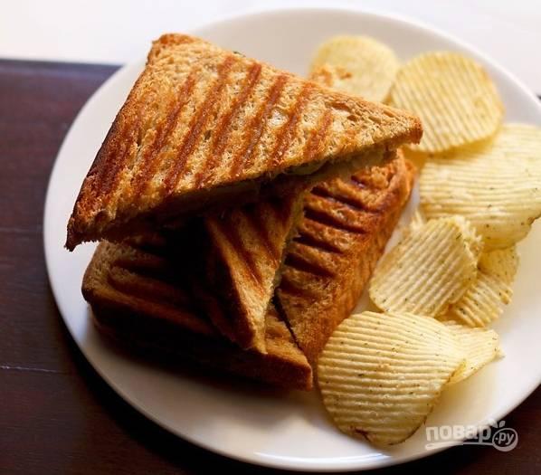Сэндвичи дома