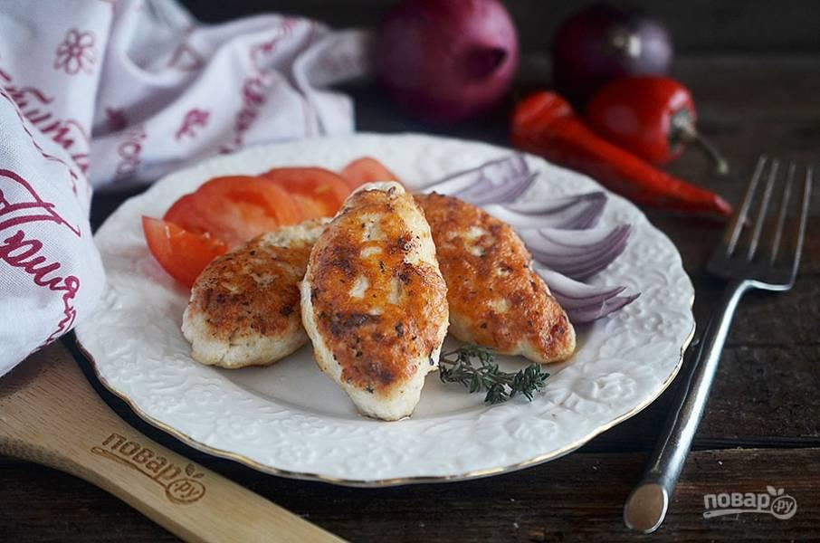 Чевапчичи (черногорские мясные колбаски)