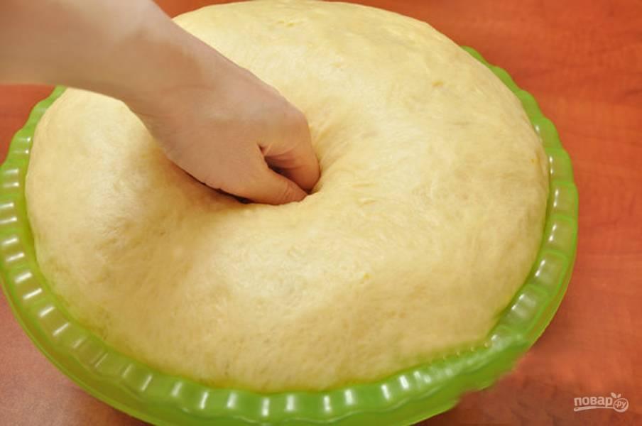 Тесто для дрожжевых пирожков