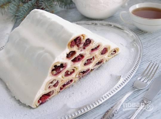 """Торт """"Изба"""""""